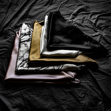Pillow cases colors